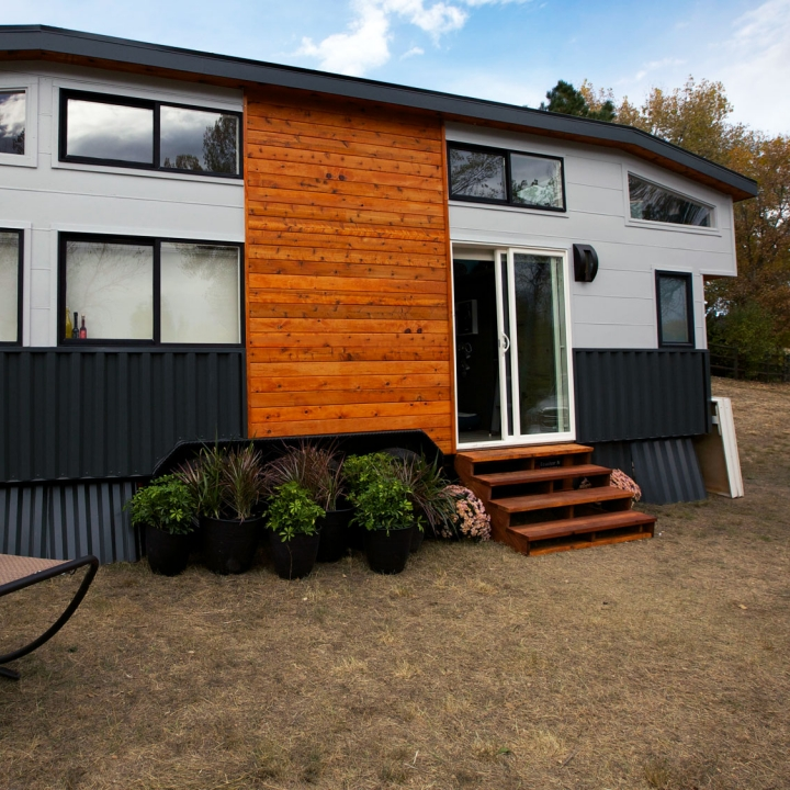 Tiny House Tour: Poker House