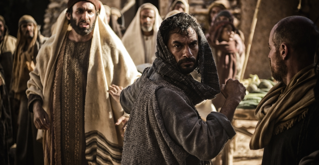 The Bible Episode 4 Lead Up To Series Finale Is A Tear