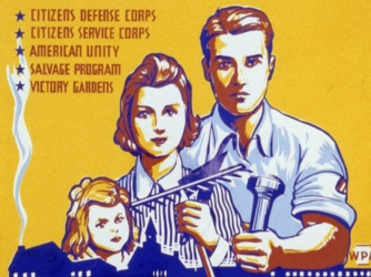 transformation on the home front in america during world war ii World war ii: the american home front in color  of her two children during the day and joined her husband at work in the naval air base in corpus christi, texas  forget about the war a.
