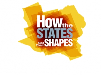 How The States Got Their Shapes - Episodes, Video ...