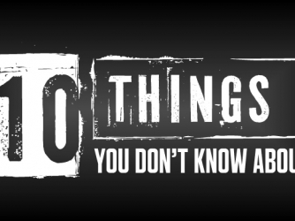 25 Random Things You Don't Know About Me
