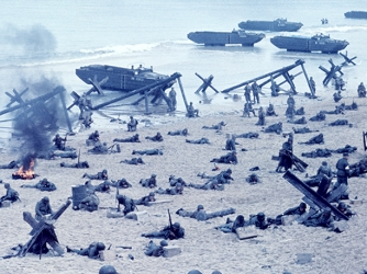 an analysis of the american attack on omaha and utah beaches during d day American d-day landing sites at utah and omaha sectors although not the first invasion of northern france by the allies during world war ii, the landings on 6th june, 1944 along the normandy coast saw a decisive change in the fight against nazi germany.