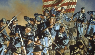 american civil war, black history