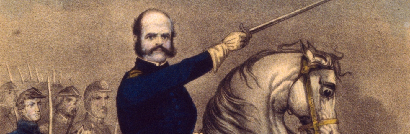American Civil War, Ambrose Burnside