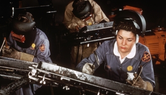 American Women in World War II