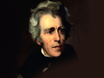 an introduction to jacksons two terms as president Andrew jackson vetoed the charter of the bank of the united states jackson criticized the bank in each of his yearly messages to congress biddle clearly understood his power as president of the bank of the united states andrew jackson part two - the making of a nation no46.