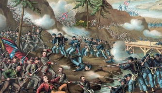 american civil war, battle of chattanooga
