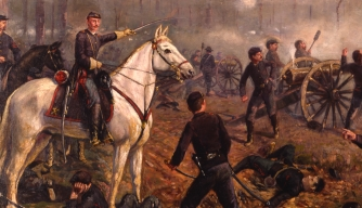 Battle of Shiloh, American Civil War