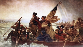 Battles of Trenton and Princeton, American Revolution, George Washington