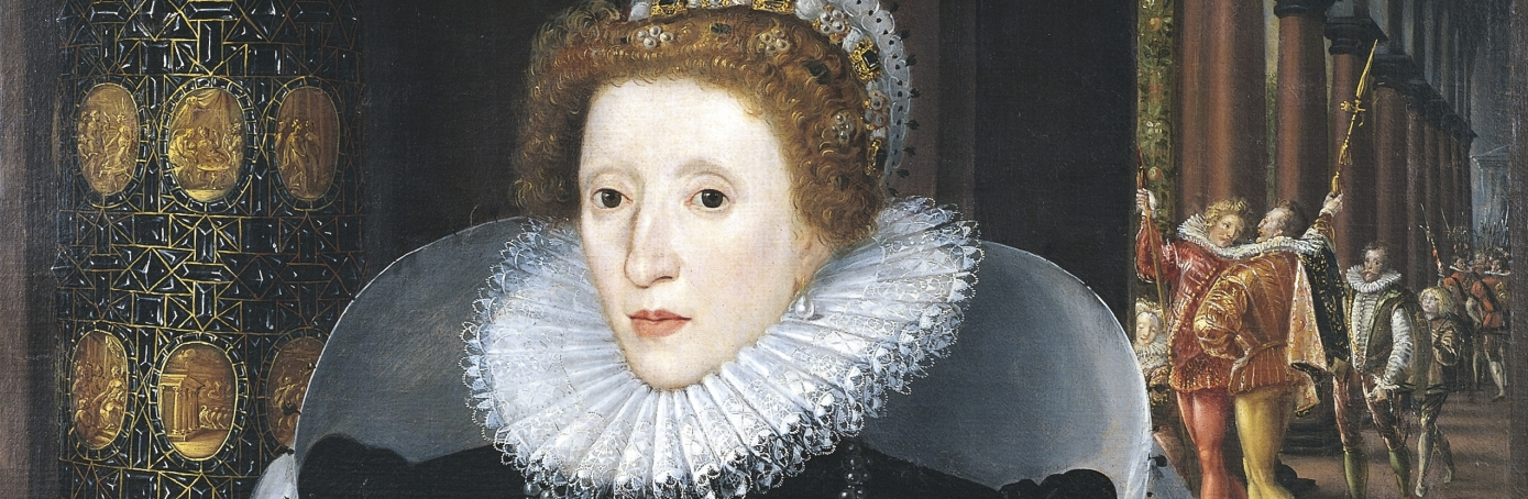 Queen Elizabeth I, British HIstory