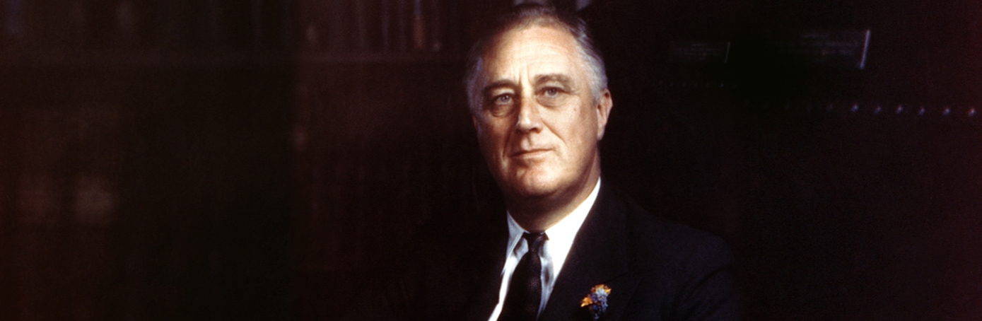 History franklin d roosevelt and great