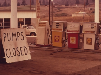 An introduction to the history of the energy crisis in the 1973