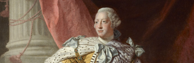 King George III, British History, American Revolution