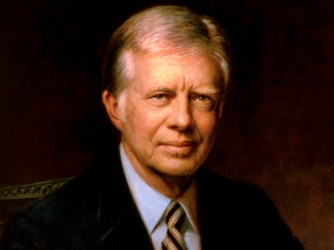 A biography of jimmy carter 39th president of the united states of america