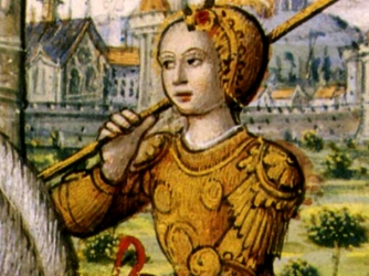 JOAN ARC OF