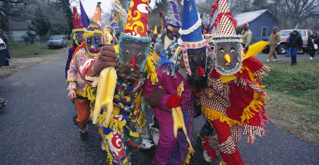 louisiana, cajun, creole, parade, mardi gras