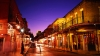 new orleans, the french quarter, louisiana, bourbon street, mardi gras, new orleans