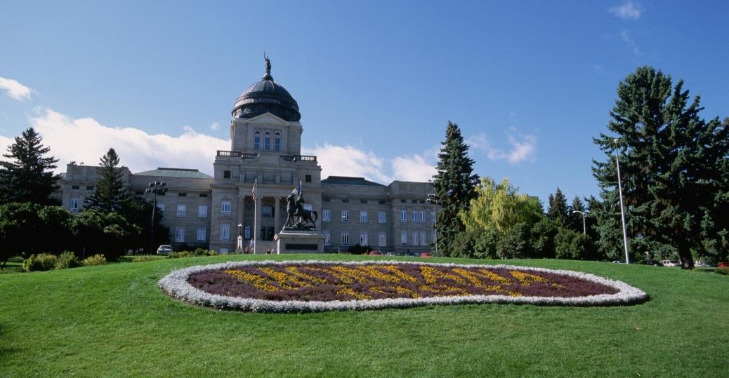 garden, state capitol, montana