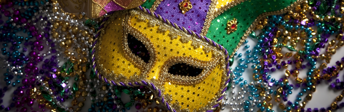 Mardi Gras on Cultural Masks From Around The World