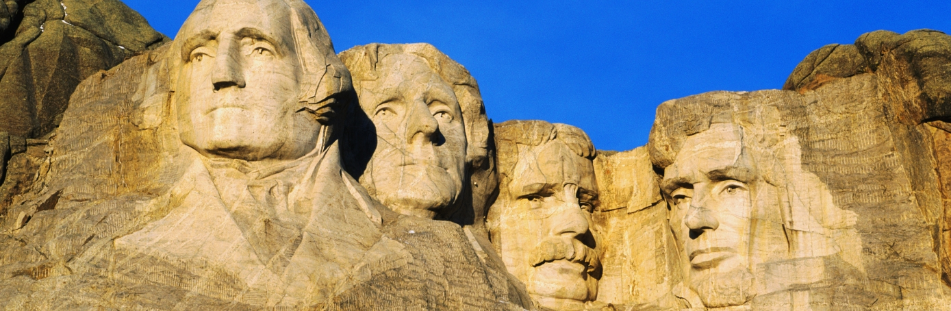 Mount rushmore u s presidents history