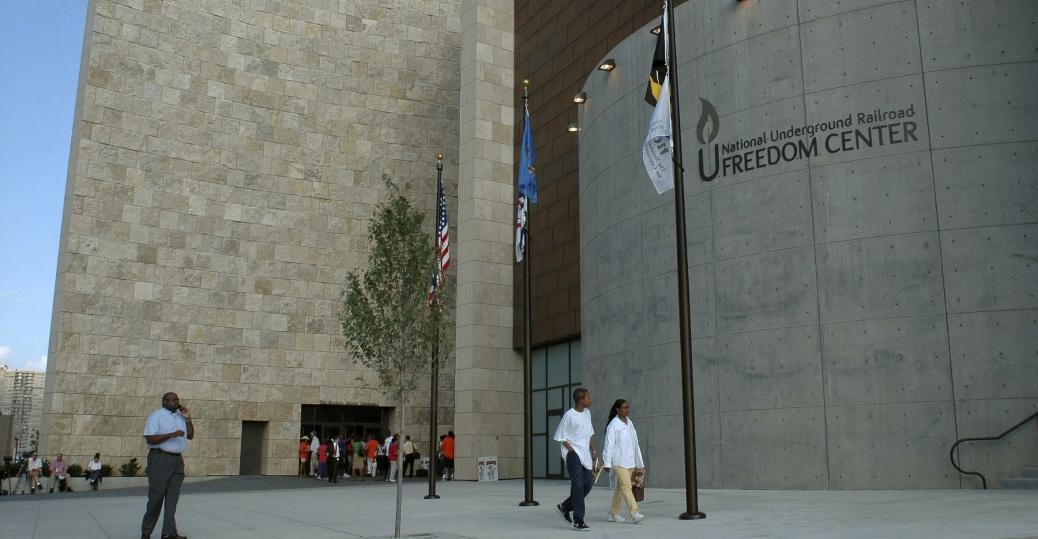national underground railroad freedom center, underground railroad, ohio, the buckeye state, ohio river, freedom