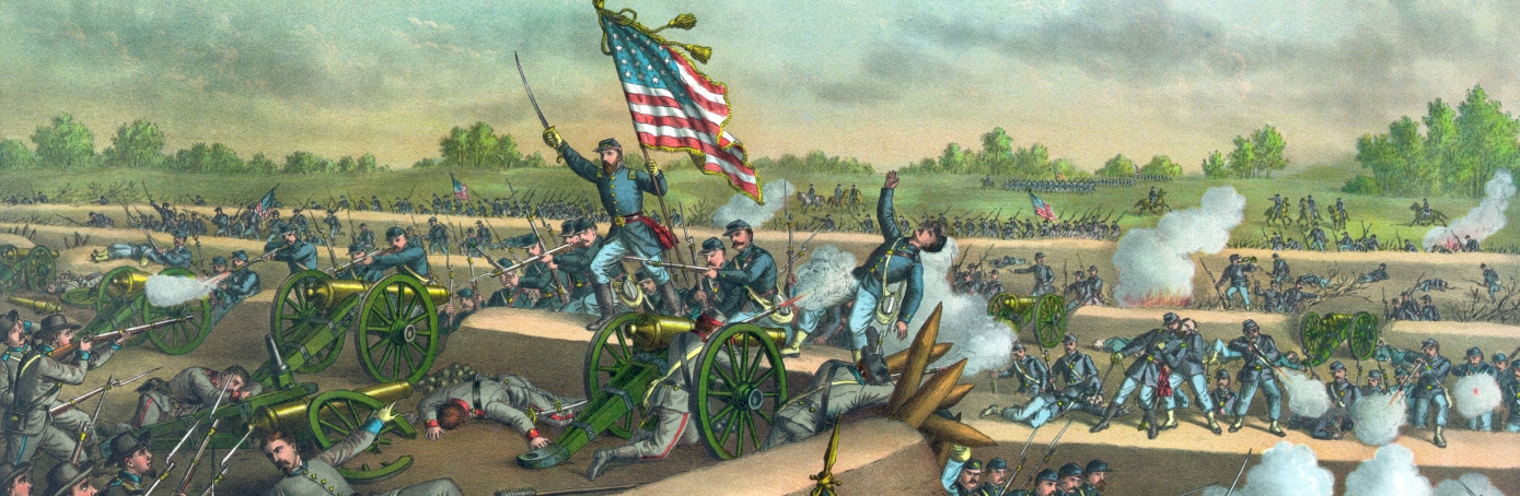 American Civil War, Petersburg Campaign