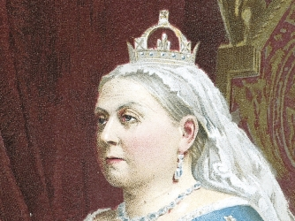the alexandrina victoria on the british throne throughout the history of england Her father died shortly after her birth and she became heir to the throne because  the three uncles who were ahead of her in the succession - george iv,.