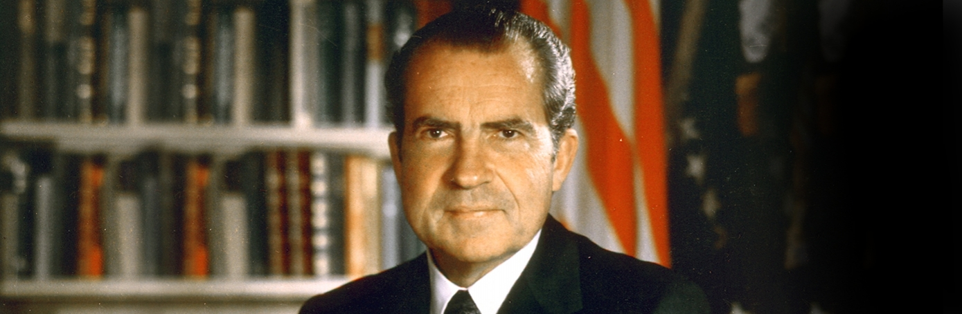 an analysis of the cover up of richard nixon After all, the essence of any president's job is to stay in touch with the people   management analysis of watergate, then, must turn upon the question  nixon,  on his version of what happened during the cover-up, never got.