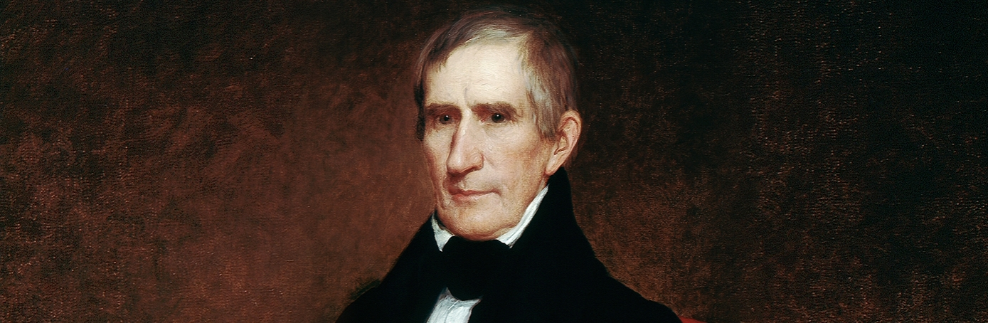 Image result for president william henry harrison death