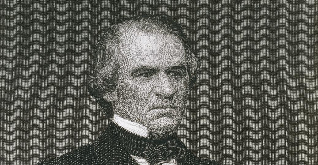 stroke, july 31 1875, president andrew johnson