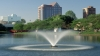 fountain, big spring, international park, huntsville, alabama
