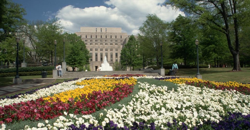 Linn Park, Birmingham, Alabama, Civic Center