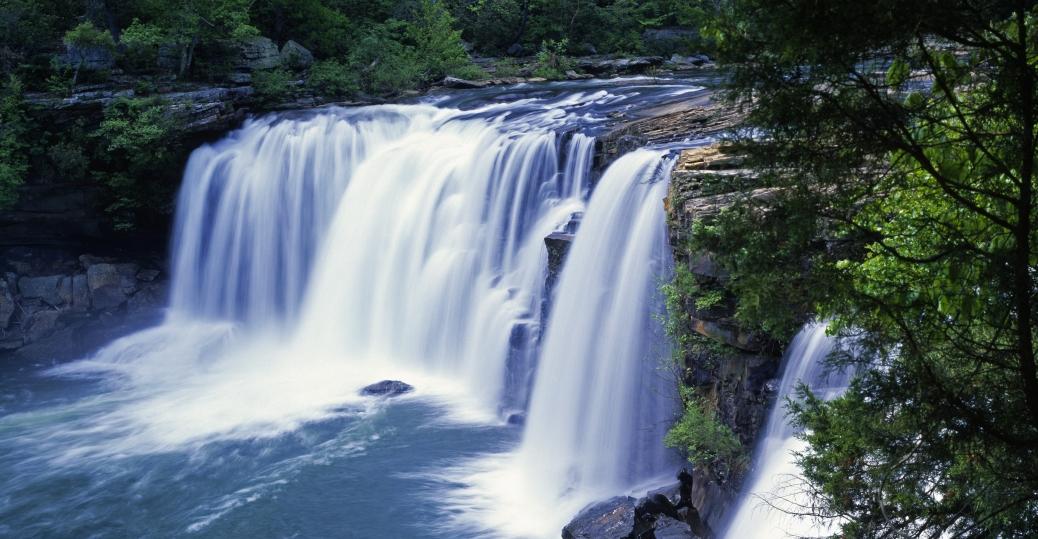 little river falls, little river canyon, national preserve, alabama