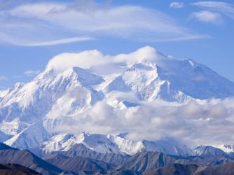 alaska, mount mckinley, north america, highest mountain