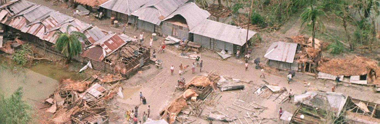 Asian Natural Disasters