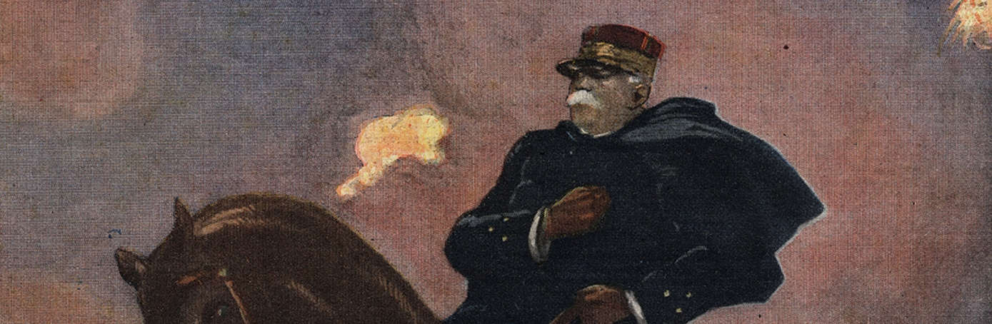 First Battle of the Marne, General Joseph Joffre, WWI, World War I