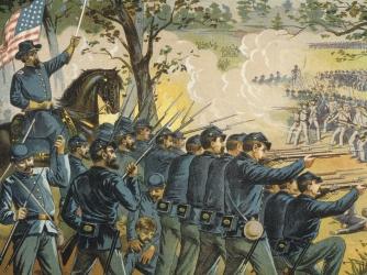 Battle of the Wilderness - American Civil War - HISTORY.com