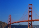 the golden gate bridge, san francisco, california, bridges