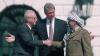 israel, palestine, peace, bill clinton, arafat, rabin