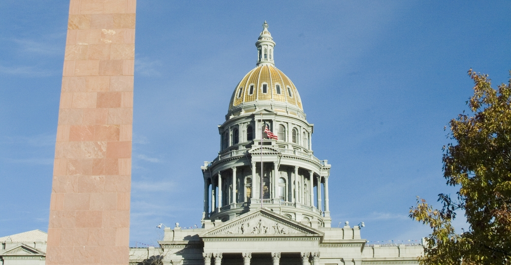 colorado, colorado state capitol, gold rush, state capital