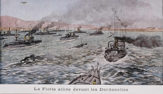 Dardanelles Campaign