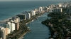 miami beach, atlantic ocean, biscayne bay, florida