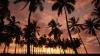 sunset, hawaii, pu'uhonua o honaunau, national historic park, place of refuge, island