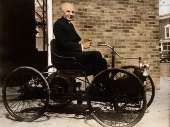Image result for the death of auto pioneer henry ford