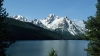 mcgowan peak, stanley lake, sawtooth national forest, idaho
