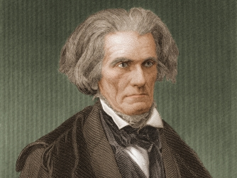 john c calhoun and the issue of slavery John calhoun on slavery essay john c calhoun was in favor of giving states the power to nullify laws that fought to a great extent over the issue of slavery.