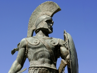 an introduction to the history of the spartans Giving us a real sense of what sparta was like as a culture, these essays  constitute a fascinating introduction to and overview of ancient spartan history  and its.
