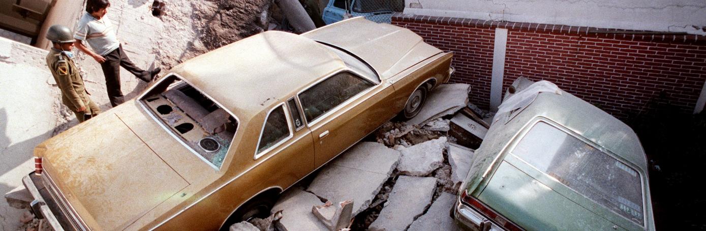 Mexico Earthquake of 1985