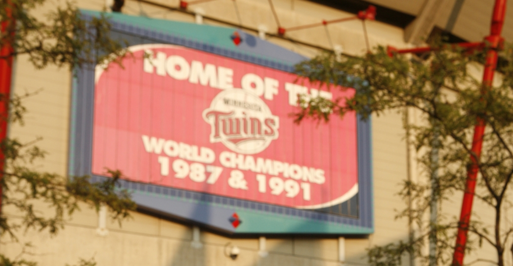 minnesota twins, american league, minnesota, stadium, the metrodome