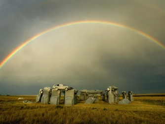 carhenge, monument, stonehenge, cars, nebraska, alliance